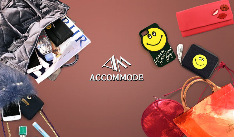 ACCOMMODE -AUTUMN COLLECTION-