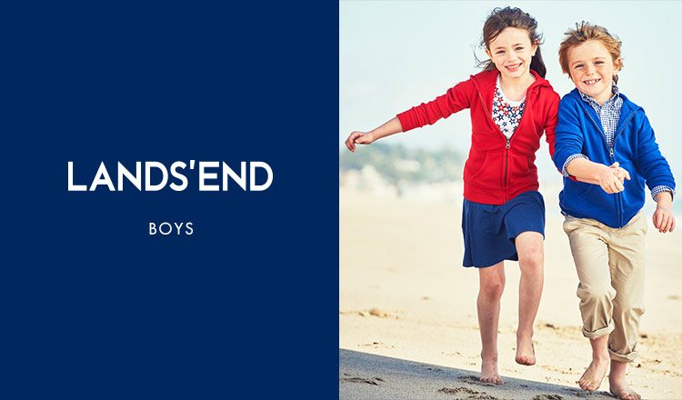 LANDS' END BOYS