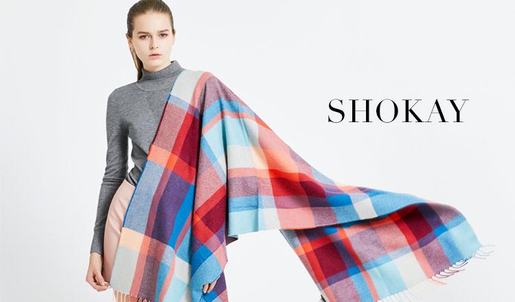 SHOKAY-保温性と通気性にこだわったヤク素材のブランド