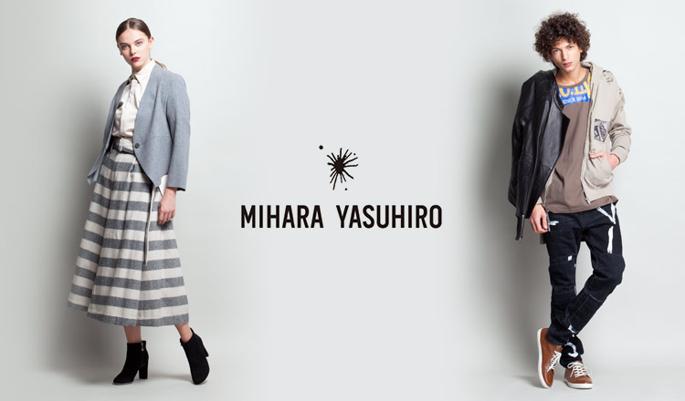 MIHARAYASUHIRO(ミハラヤスヒロ)