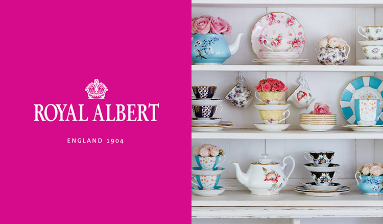 ROYAL ALBERT/MINTON