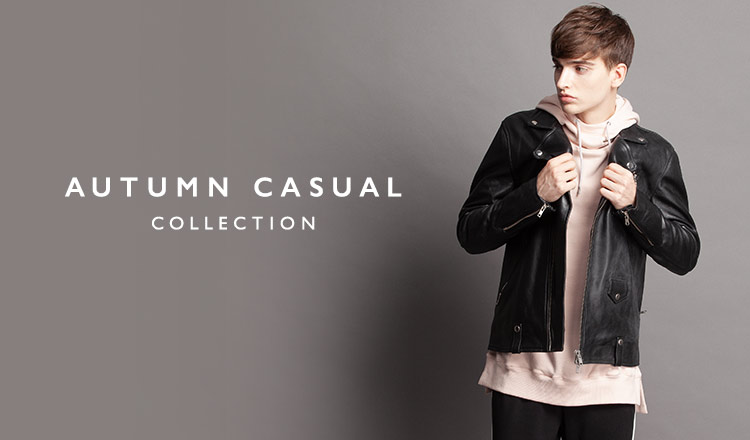AUTMUN CASUAL COLLECTION