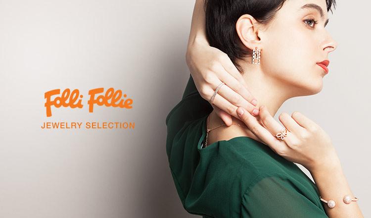 Folli Follie  JEWELRY SELECTION