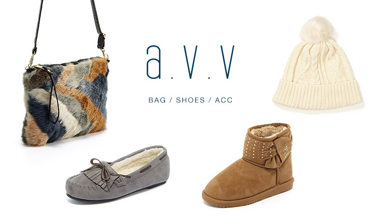 a.v.v Kids - BAG & SHOES & ACC -