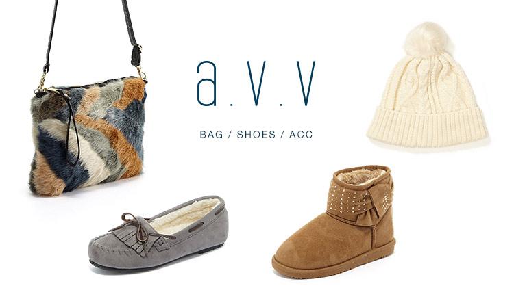 a.v.v Kids - BAG & SHOES & ACC -
