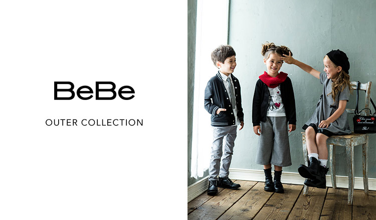 BEBE -OUTER COLLECTION-