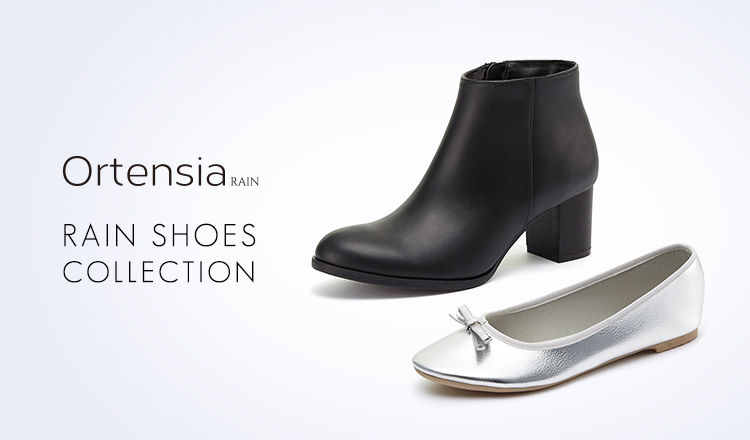 ORTENSIA RAIN SHOES COLLECTION