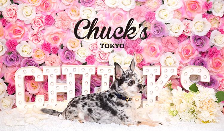 CHUCK 'S TOKYO