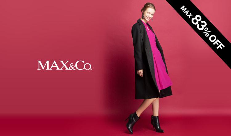 MAX & CO.(マックスアンドコー)