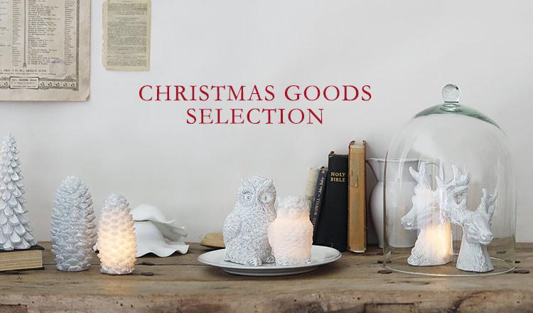 CHRISTMAS GOODS SELECTION