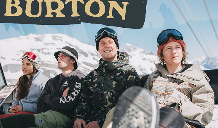 BURTON MEN