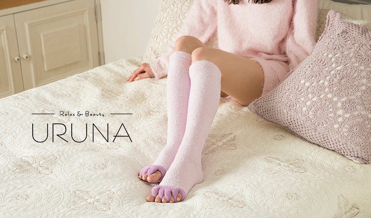 URUNA RELAX SOCKS