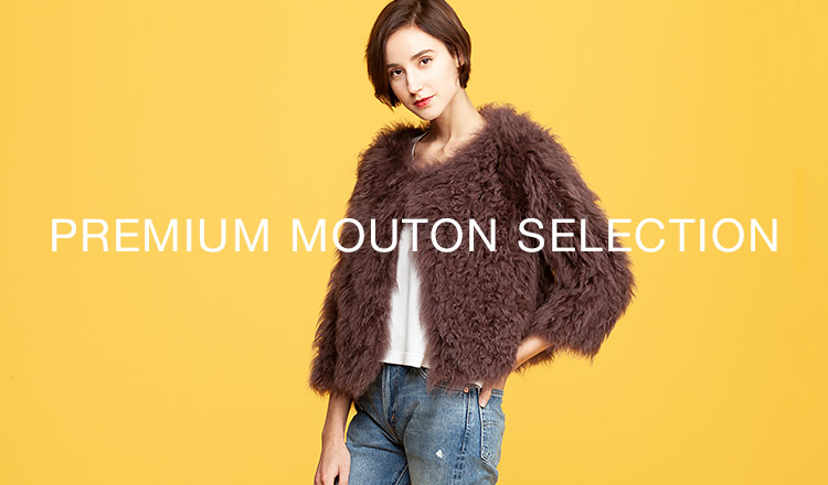 PREMIUM MOUTON SELECTION