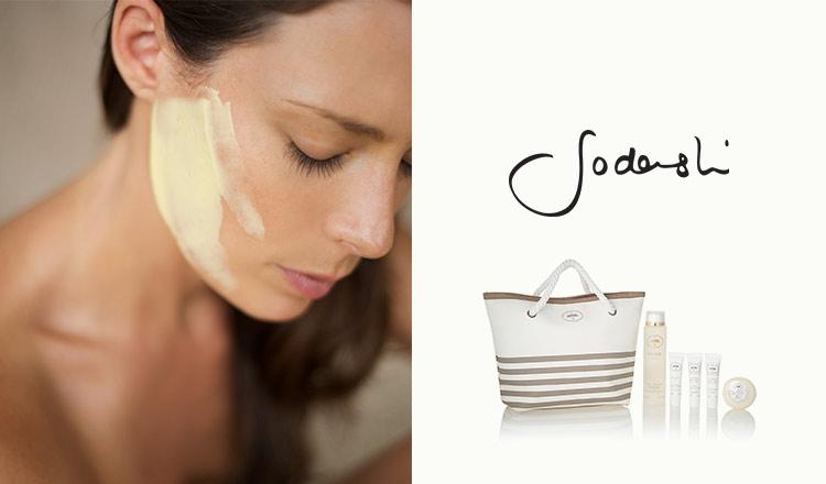 Sodashi 100%天然成分で肌が生まれ変わります and more