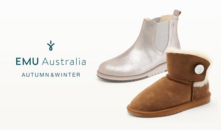 EMU AUSTRALIA -AUTUMN&WINTER-
