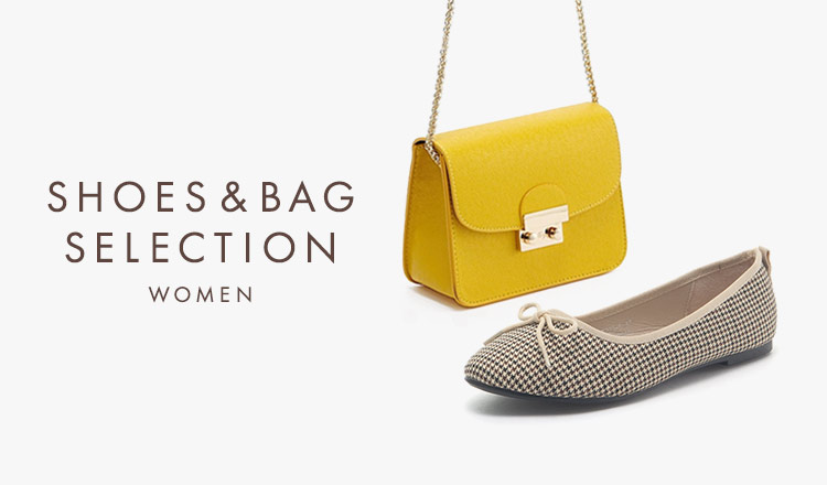 SHOES&BAG SELECTION WOMEN