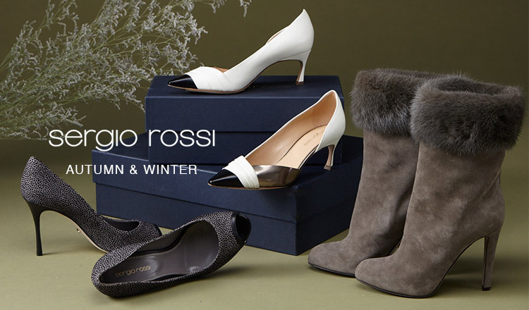SERGIO ROSSI -AUTUMN & WINTER-