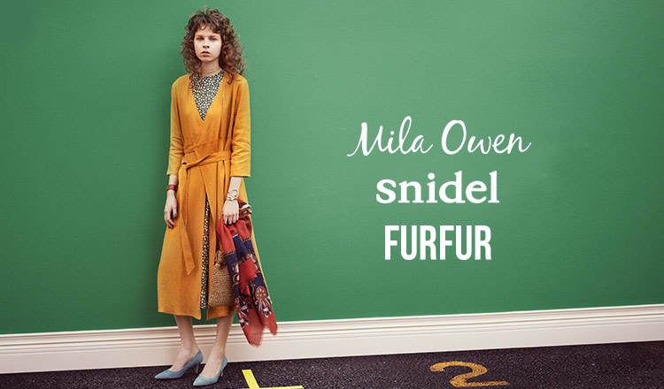 MILA OWEN/FURFUR/SNIDEL
