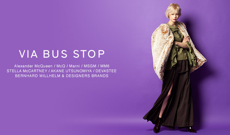 VIA BUS STOP(ヴィア バス ストップ)