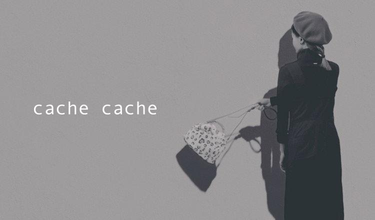 CACHE CACHE and more