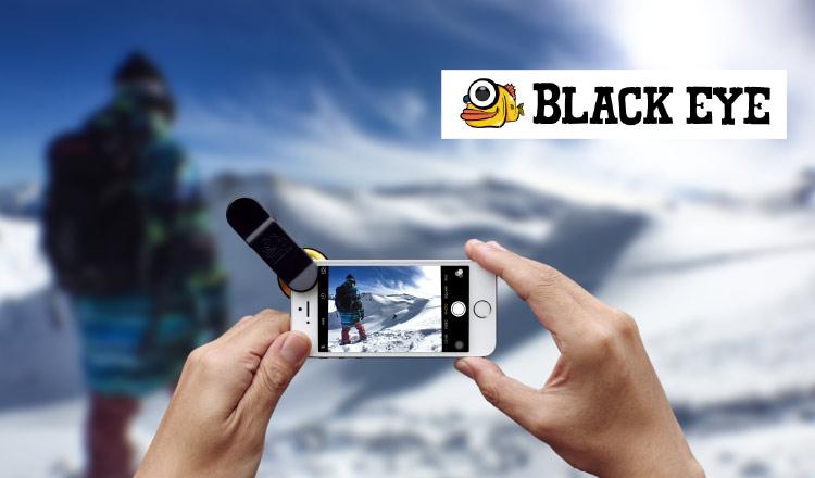 BLACK EYE -インスタ映る写真を簡単に-