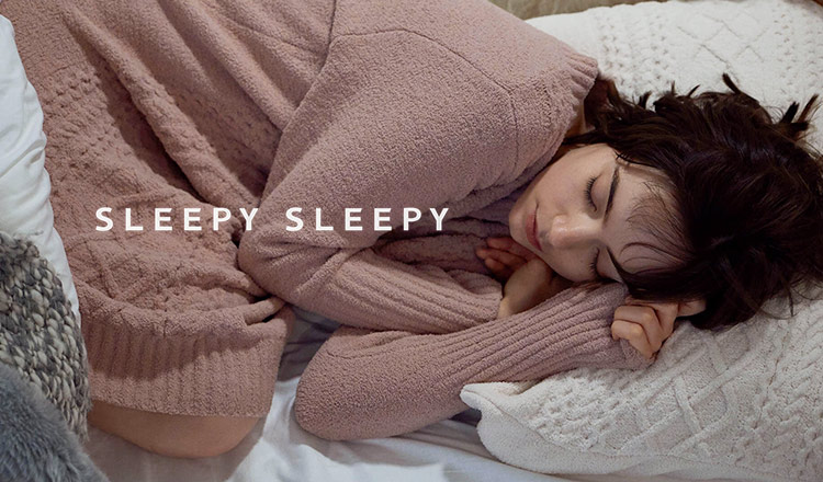 SLEEPY SLEEPY-ROOM WEAR-