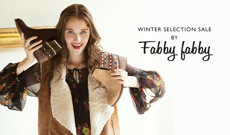 WINTER SELECTION SALE BY FABBY FABBY