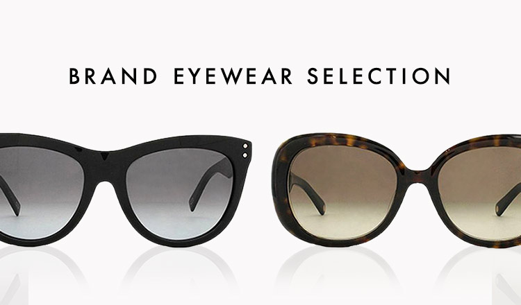 BRAND EYEWEAR SELECTION
