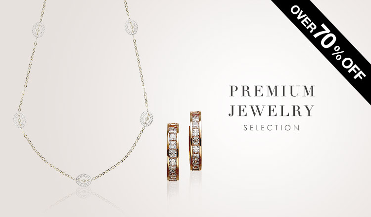 PREMIUM JEWELRY SELECTION-OVER 70%OFF-