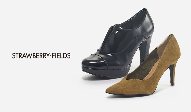 STRAWBERRY FIELDS SHOES COLLECTION