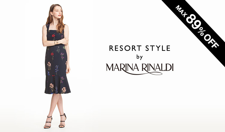 RESORT STYLE by MARINA RINALDI