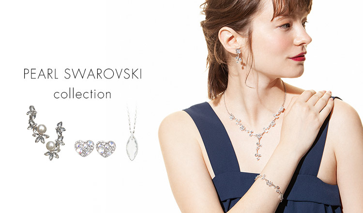 PEARL SWAROVSKI COLLECTION