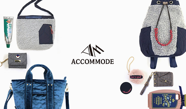 ACCOMMODE -AUTUMN & WINTER -