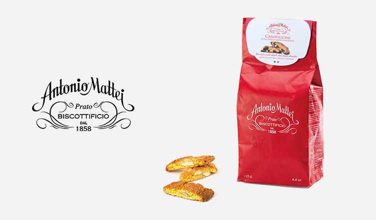 イタリアの伝統菓子ビスコッティ -Mattei-