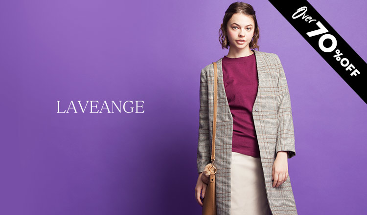 LAVEANGE -OVER70%OFF-
