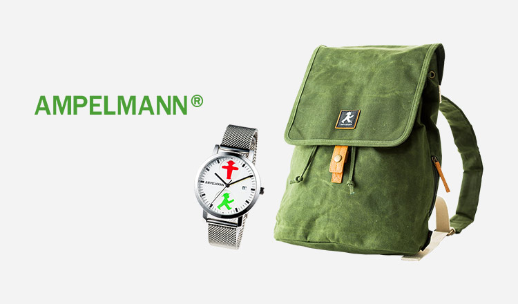AMPELMANN WATCH & BAG