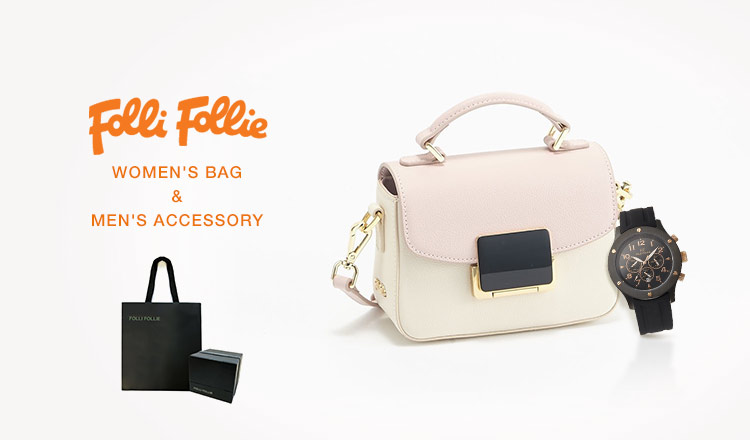 Folli Follie  WOMEN'S BAG & MEN'S ACCESSORY