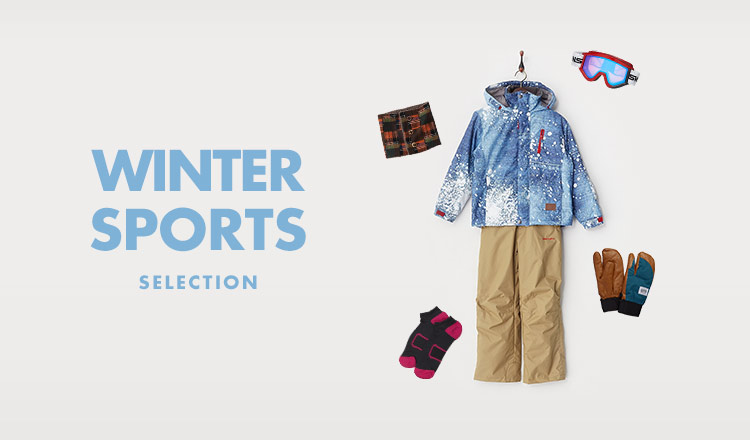 WINTER SPORTS SELECTION