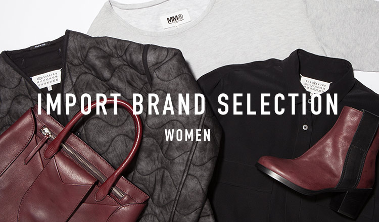 IMPORT BRAND SELECTION 1