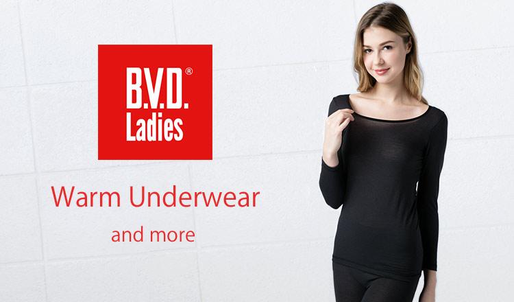 B.V.D. -WOMEN-