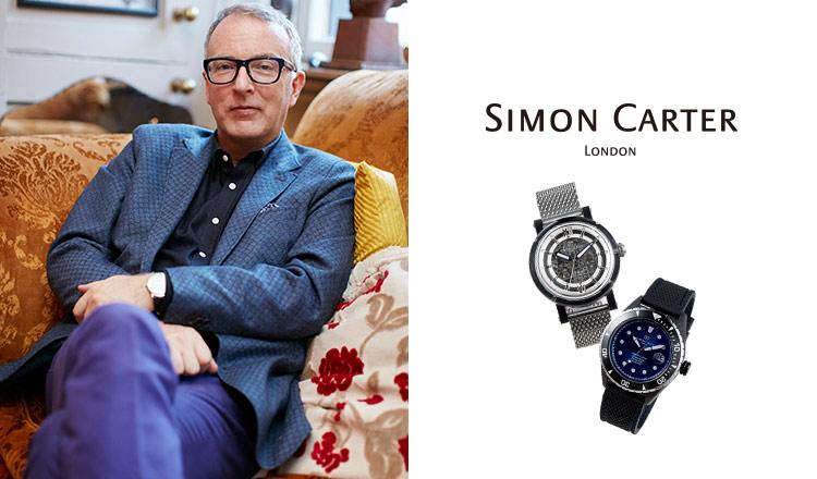 SIMON CARTER -OVER 69%OFF-