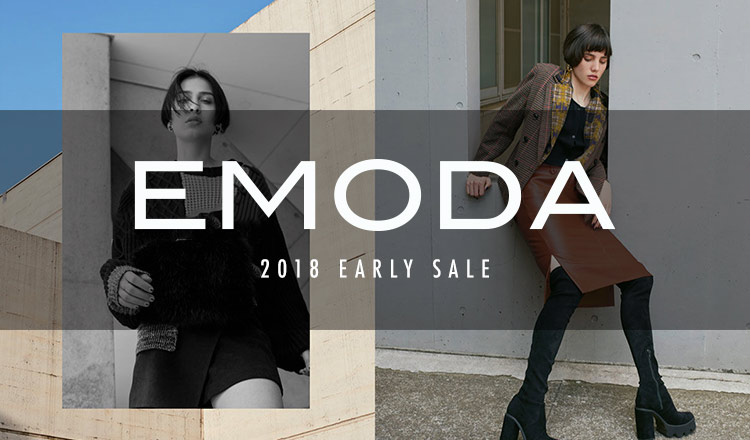 EMODA -2018 EARLY SALE-