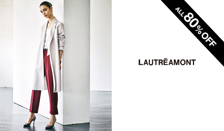 LAUTREAMONT -ALL80%OFF-