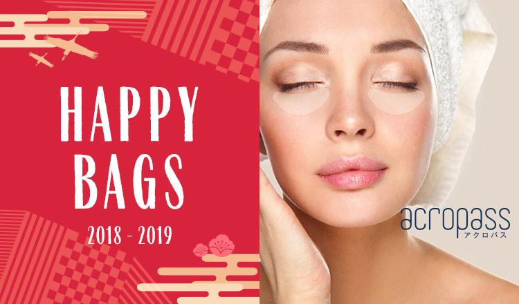 HAPPY BAG-ACROPASS-話題の韓国コスメ-