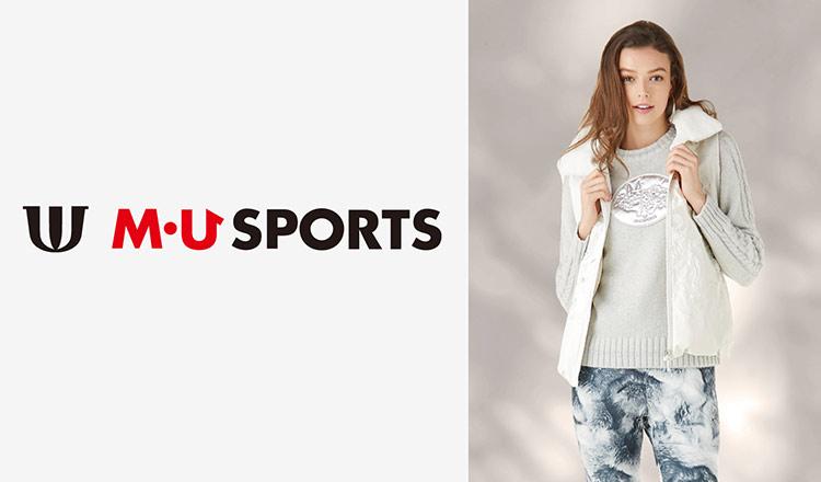 M・U SPORTS(エムユースポーツ)