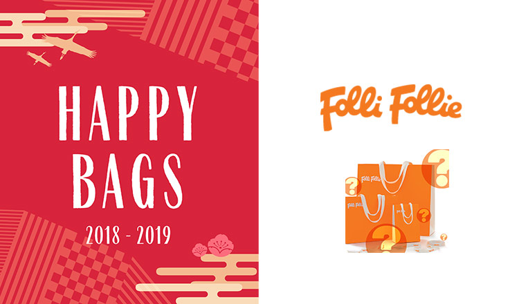 Folli Follie  -NEW YEAR HAPPY BAG-