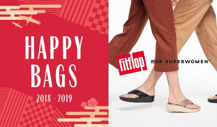 FITFLOP -エクササイズ サンダル HAPPY BAG-