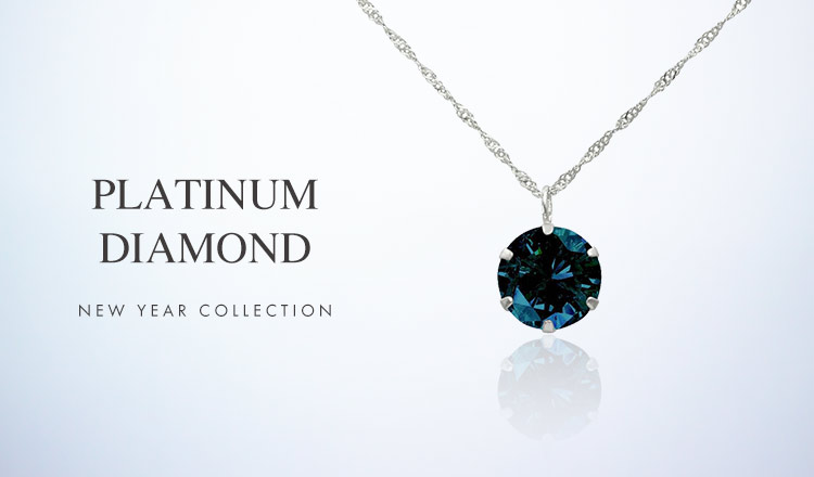 PLATINUM DIAMOND -NEW YEAR COLLECTION -