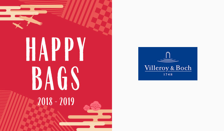 VILLEROY & BOCH-HAPPY BAG