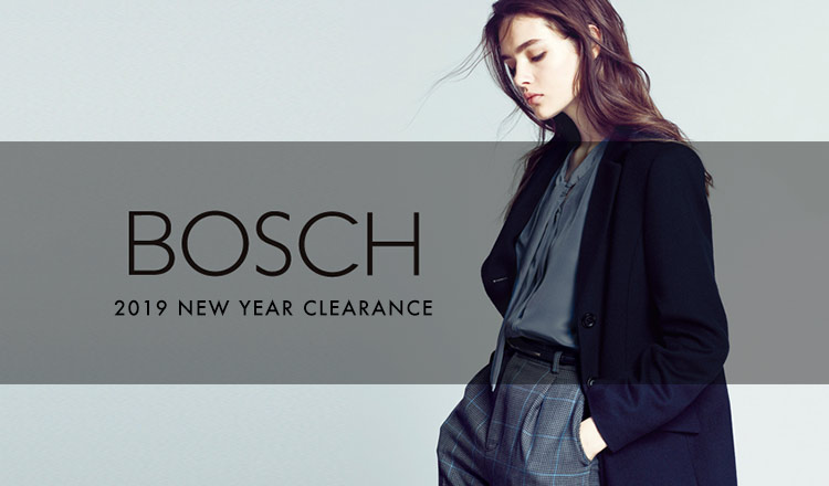 BOSCH -2019 NEW YEAR CLEARANCE-